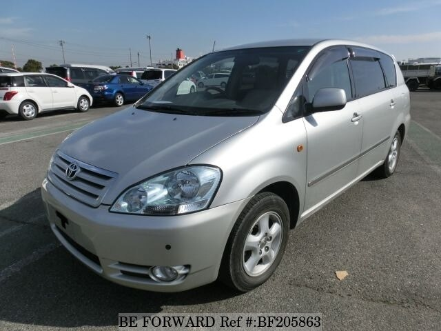 Used 2001 TOYOTA IPSUM BF205863 for Sale