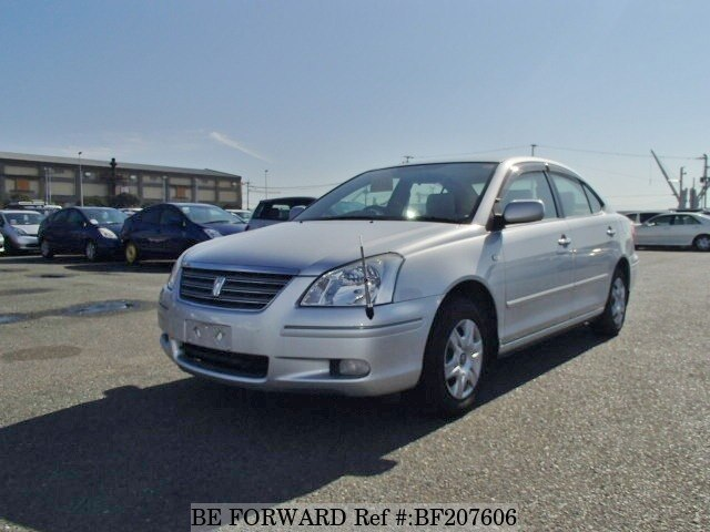 Used 2005 TOYOTA PREMIO BF207606 for Sale