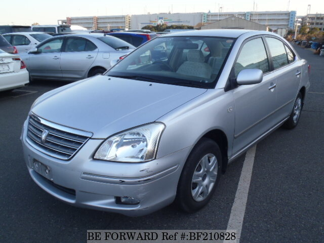 Used 2005 TOYOTA PREMIO BF210828 for Sale