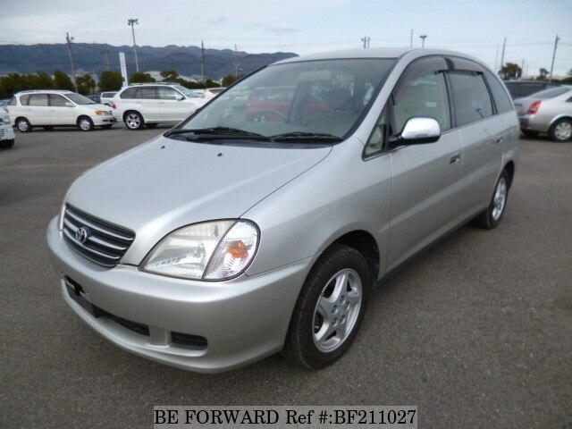 Used 2000 TOYOTA NADIA BF211027 for Sale