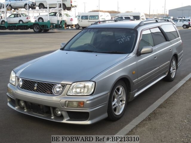 Used 1998 Nissan Stagea 25rs Four Gf Wgnc34 For Sale