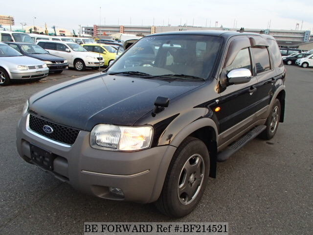 Used 2002 FORD ESCAPE BF214521 for Sale