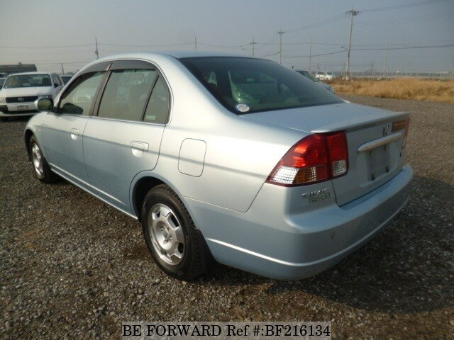 used 2002 honda civic hybrid za es9 for sale bf216134 be. Black Bedroom Furniture Sets. Home Design Ideas