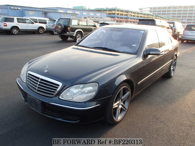 Used 1999 mercedes benz s class s500 gf 220075 for sale for 1999 mercedes benz s500 for sale