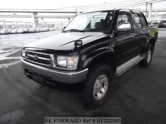 2000 toyota hilux sports pickup w cab gc rzn169h d 39 occasion en promotion bf222085 be forward. Black Bedroom Furniture Sets. Home Design Ideas