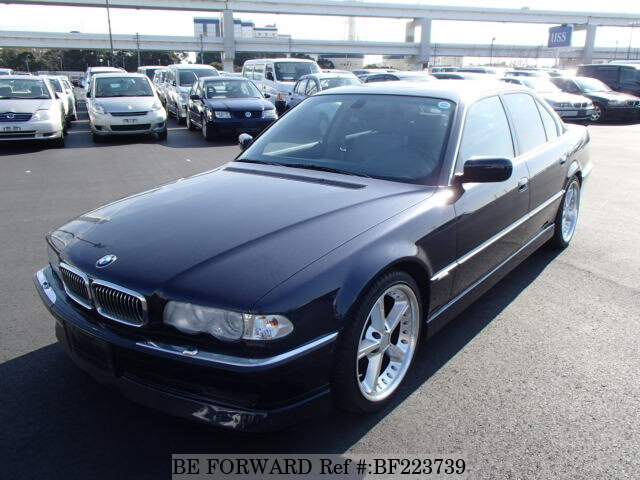 used 1997 bmw 7 series 740i e gf44 for sale bf223739 be. Black Bedroom Furniture Sets. Home Design Ideas