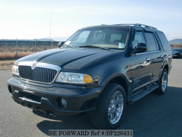 used 2001 lincoln navigator for sale bf226431 be forward. Black Bedroom Furniture Sets. Home Design Ideas
