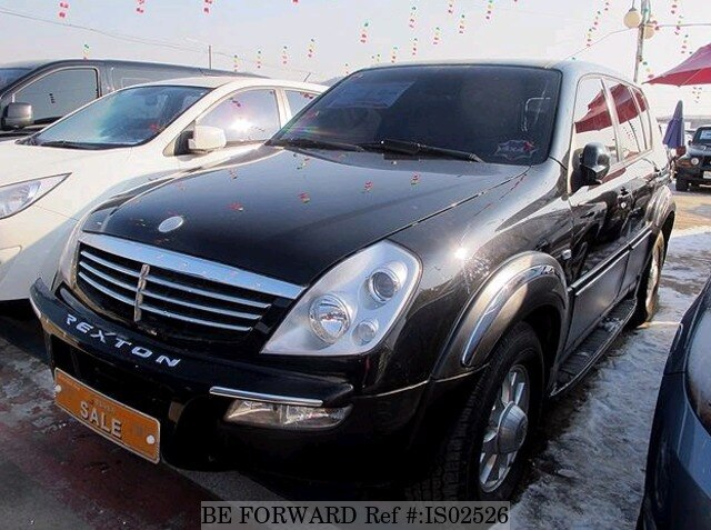 2004 ssangyong rexton d 39 occasion en promotion is02526 be. Black Bedroom Furniture Sets. Home Design Ideas