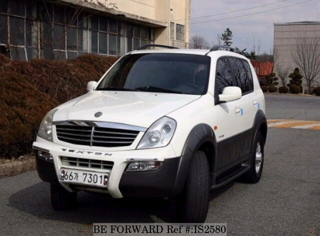2003 ssangyong rexton d 39 occasion en promotion is02580 be forward. Black Bedroom Furniture Sets. Home Design Ideas