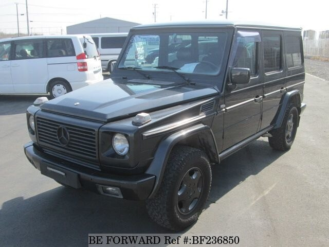 Used 1997 mercedes benz g class g300 for sale bf236850 for Mercedes benz g class for sale cheap