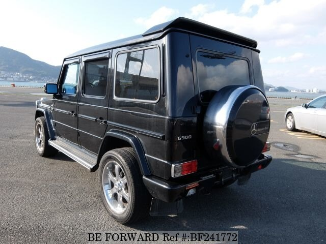 Used 1995 Mercedes Benz G Class G320 Long E 463231 For
