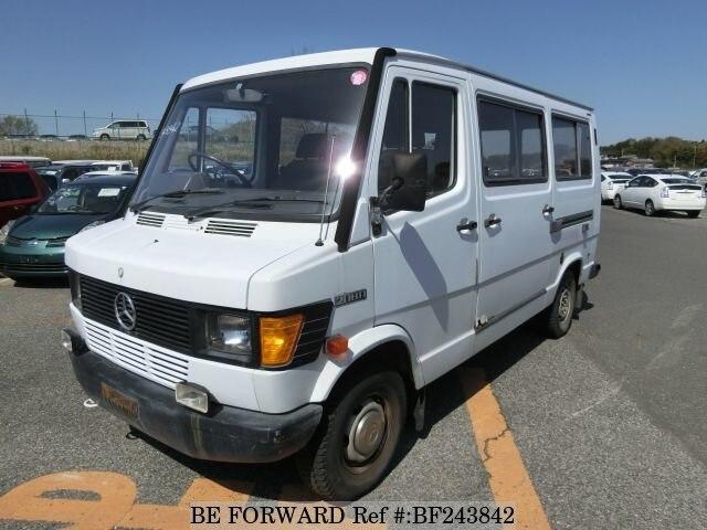 used 1993 mercedes benz transporter 208d u 6013 for sale bf243842 be forward. Black Bedroom Furniture Sets. Home Design Ideas