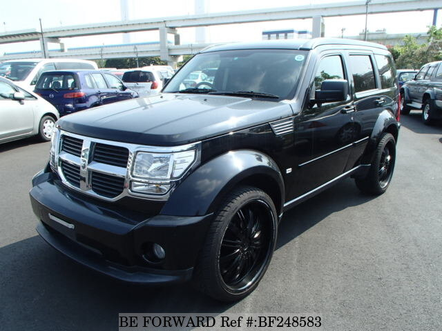 2007 dodge nitro sxt aba ka37 d 39 occasion en promotion bf248583 be forward. Black Bedroom Furniture Sets. Home Design Ideas