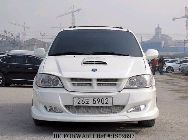 2001 kia carnival d 39 occasion en promotion is02897 be forward. Black Bedroom Furniture Sets. Home Design Ideas