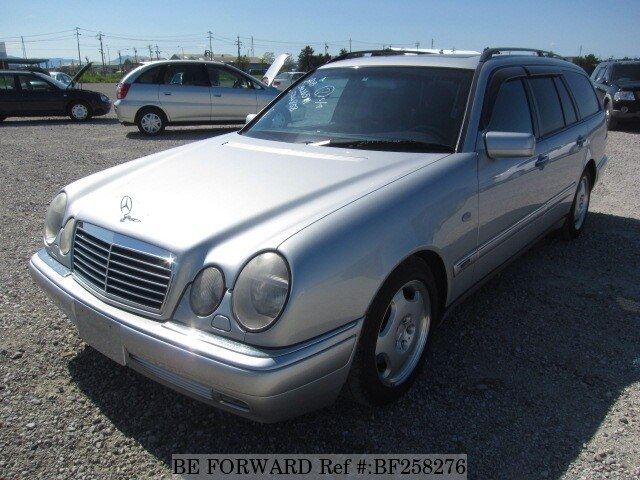 Used 1997 mercedes benz e class station wagon e320 for Used mercedes benz station wagon