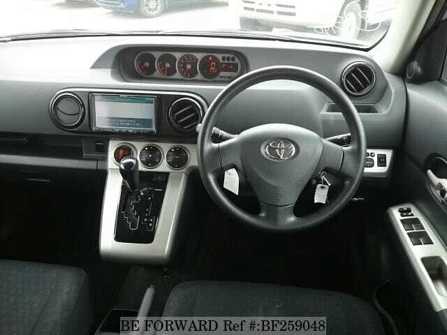 Used COROLLA RUMION TOYOTA for Sale | BF259048 | Japanese Used