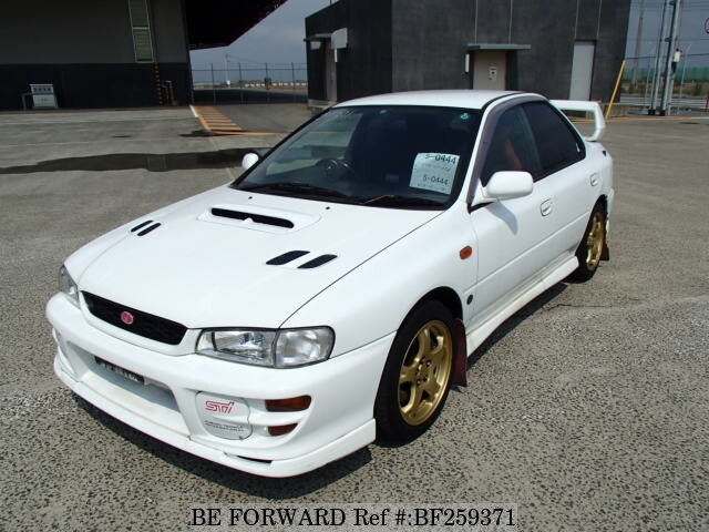 SUBARU Impreza Wrx Sti SALE(Used1999)(BF259371)/Niji7.com|BE FORWARD ...