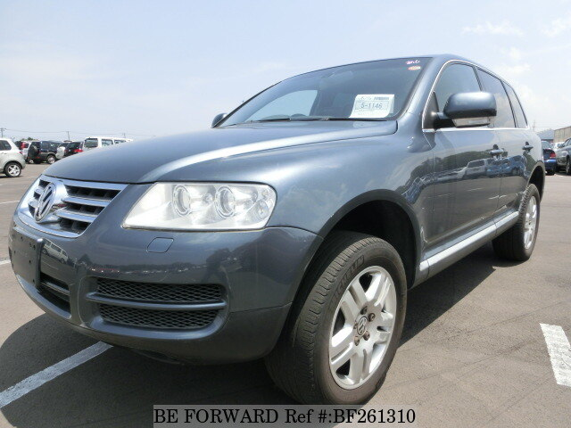 Used Volkswagen Touareg For Sale Be Forward Autos Post