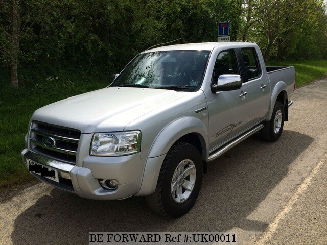 2007 ford ranger d 39 occasion en promotion uk00011 be. Black Bedroom Furniture Sets. Home Design Ideas