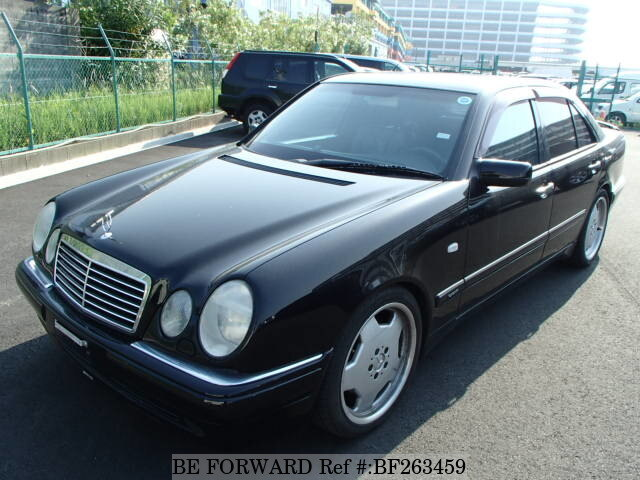 Used 2000 Mercedes Benz E Class E55 Amg E55 For Sale