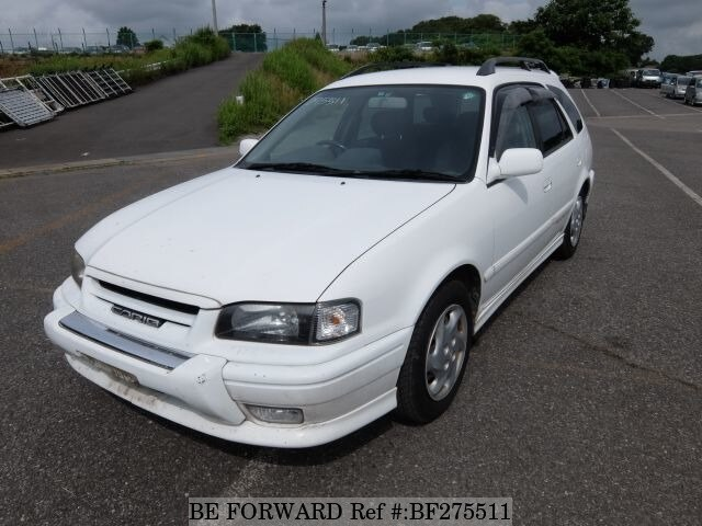 Be Forward Jp Used Cars Toyota Sprinter
