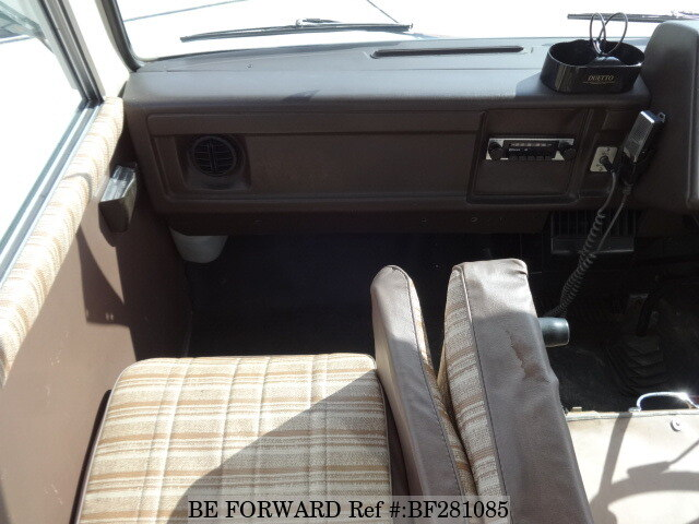 Used 1984 ISUZU JOURNEY BUS/P-BL36 for Sale BF281085 - BE FORWARD