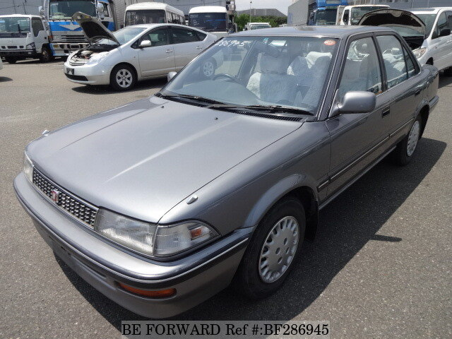 toyota corolla sedan sale used1989 bf286945 niji7 com be forward rh niji7 com  Toyota AE101