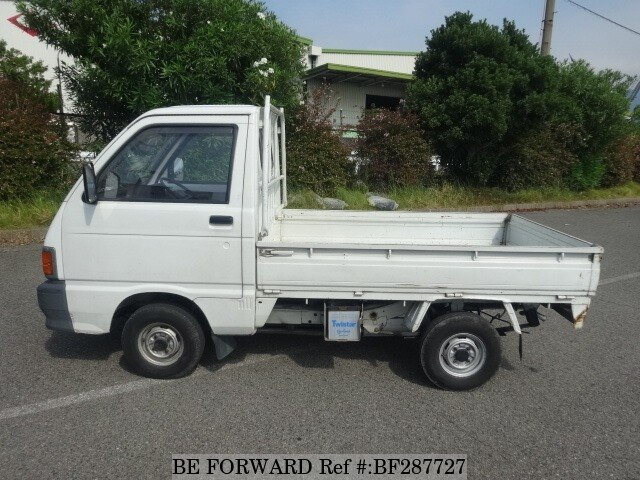 Used 1991 DAIHATSU HIJET TRUCK/M-S82P For Sale BF287727