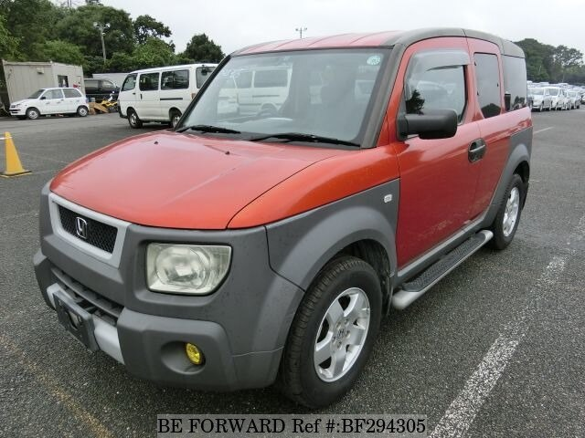Image Result For Honda Elementa
