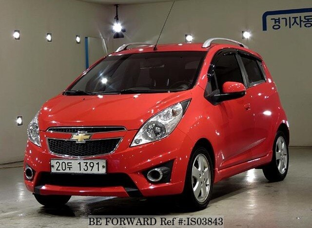 used 2011 chevrolet spark for sale is03843 be forward. Black Bedroom Furniture Sets. Home Design Ideas