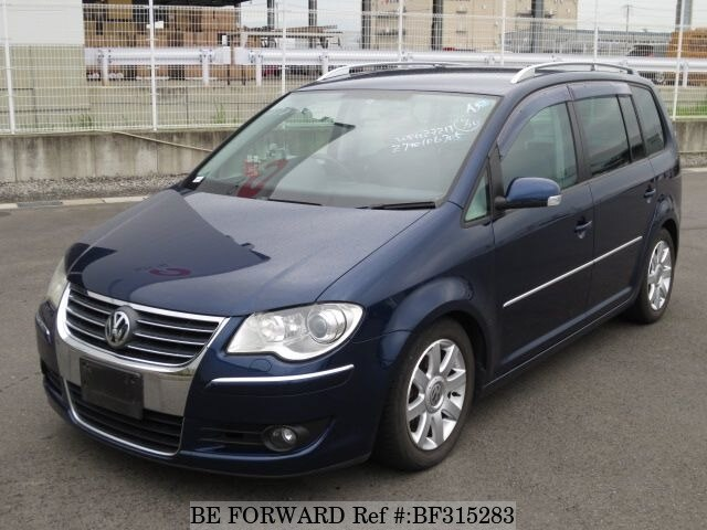 2007 volkswagen golf touran tsi highline aba 1tblg d 39 occasion en promotion bf315283 be forward. Black Bedroom Furniture Sets. Home Design Ideas