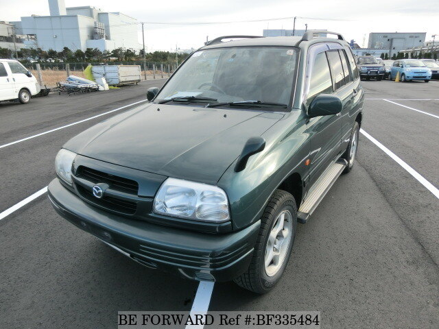 Used 1998 MAZDA PROCEED LEVANTE LONG JZ/GF-TJ52W for Sale BF335484
