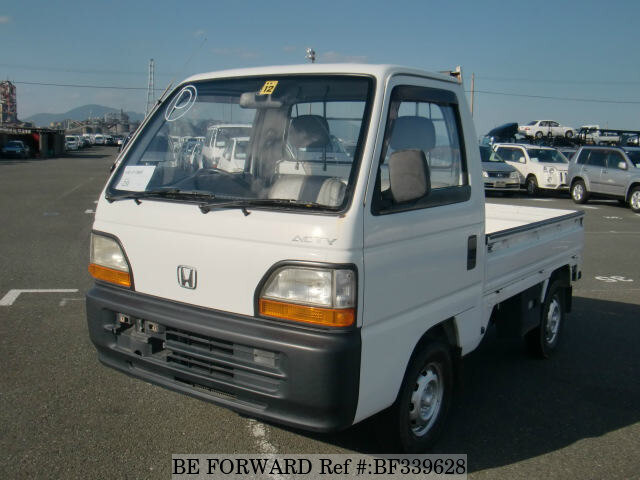 used 1994 honda acty truck sdx v ha3 for sale bf339628 be forward. Black Bedroom Furniture Sets. Home Design Ideas