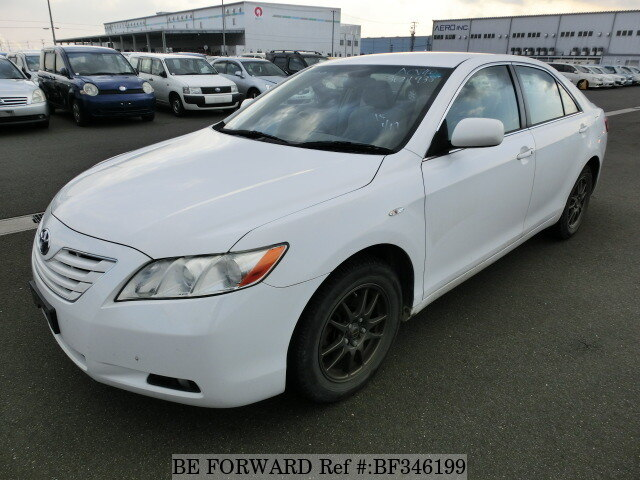 used 2006 toyota camry 2 4 g dba acv40 for sale bf346199 be forward. Black Bedroom Furniture Sets. Home Design Ideas