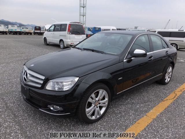 Used 2008 mercedes benz c class c250 dba 204052 for sale for 2008 mercedes benz c250 for sale