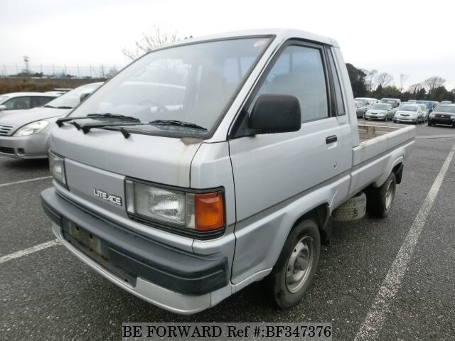 Used 1989 Toyota Liteace Truck Super X L Km51 For Sale