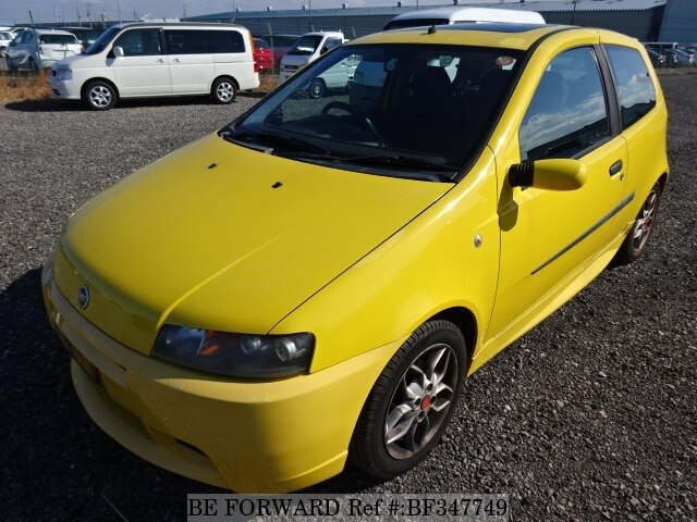 used 2000 fiat punto hgt abarth gf 188a1 for sale bf347749 be forward. Black Bedroom Furniture Sets. Home Design Ideas