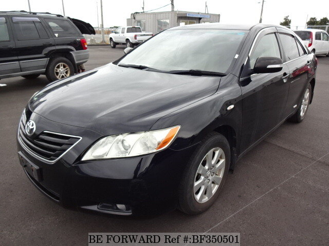 used 2006 toyota camry 2 4g limited edition dba acv40 for. Black Bedroom Furniture Sets. Home Design Ideas
