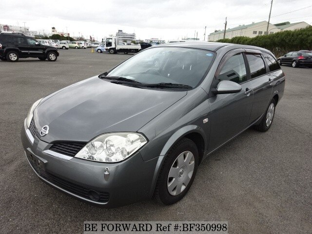 2005 nissan primera wagon w 20g ua wtp12 d 39 occasion en. Black Bedroom Furniture Sets. Home Design Ideas