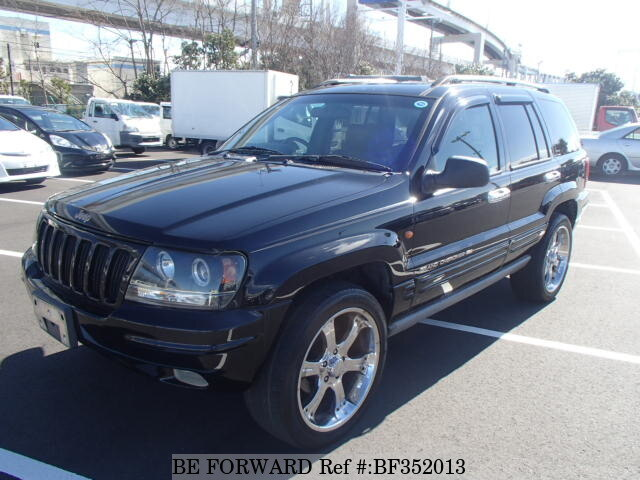 used 1999 jeep grand cherokee 4 7 limited v8 gf wj47 for sale bf352013 be forward. Black Bedroom Furniture Sets. Home Design Ideas
