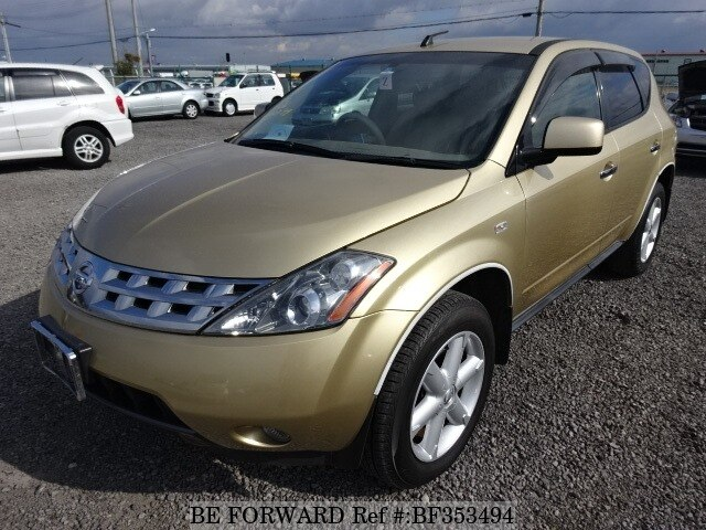 2005 nissan murano 350xv cba pz50 d 39 occasion en promotion. Black Bedroom Furniture Sets. Home Design Ideas