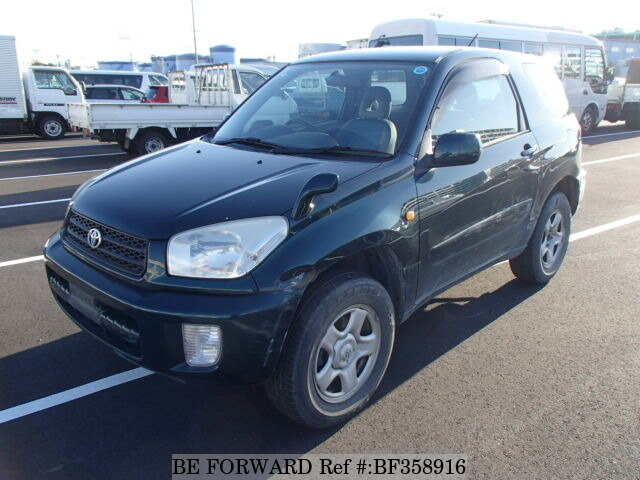 used 2001 toyota rav4 x ta aca20w for sale bf358916 be forward. Black Bedroom Furniture Sets. Home Design Ideas