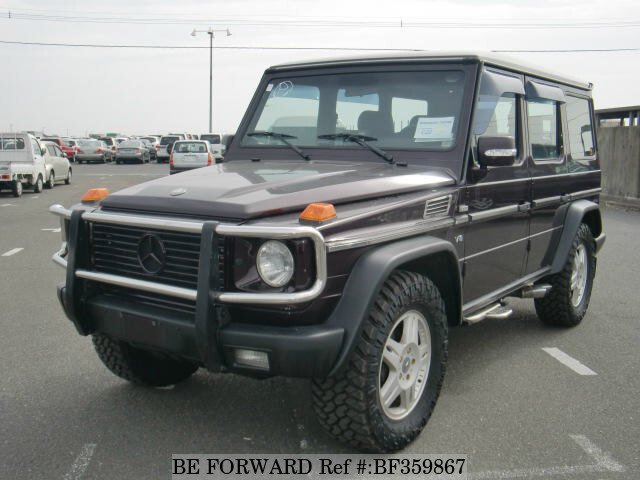1998 mercedes benz g class g500l 463228 usados en venta for Mercedes benz g class for sale cheap