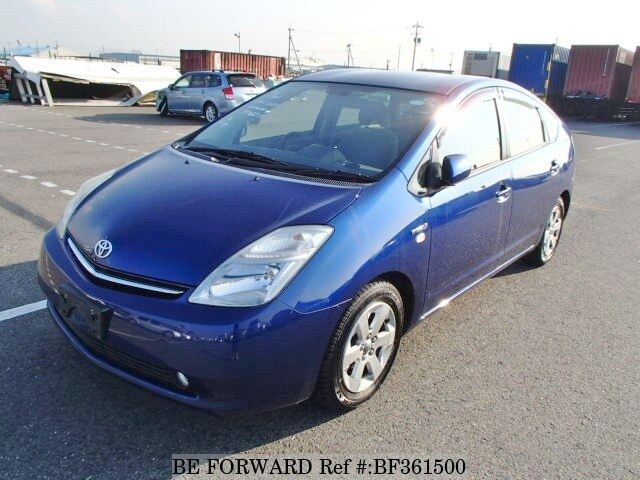 2006 toyota prius blue 200 interior and exterior images. Black Bedroom Furniture Sets. Home Design Ideas