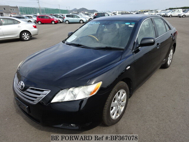 used 2006 toyota camry g dignis edition dba acv40 for sale bf367078 be forward. Black Bedroom Furniture Sets. Home Design Ideas