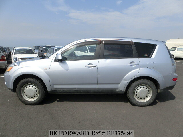 used 2006 mitsubishi outlander m dba cw5w for sale. Black Bedroom Furniture Sets. Home Design Ideas
