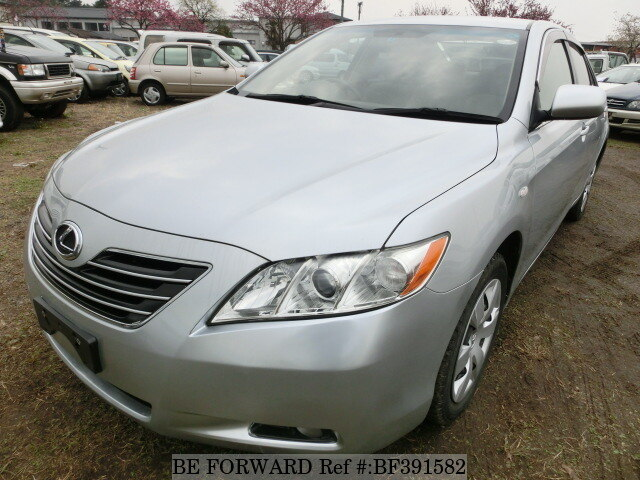 used 2006 toyota camry g dba acv40 for sale bf391582 be forward. Black Bedroom Furniture Sets. Home Design Ideas