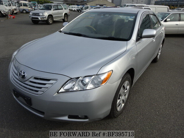 used 2006 toyota camry g four dba acv45 for sale bf395713 be forward. Black Bedroom Furniture Sets. Home Design Ideas