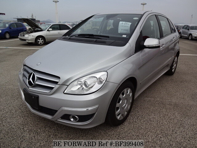 Used 2008 mercedes benz b class b170 cba 245232 for sale for Mercedes benz b class specifications