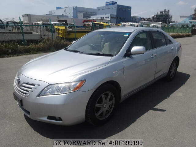 used 2006 toyota camry g limited edition dba acv40 for sale bf399199 be forward. Black Bedroom Furniture Sets. Home Design Ideas